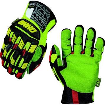 Mechanix Wear Size XL Size XL Impact Resistant Mechanic's Gloves, High Visibili