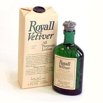 Royall Vetiver All Purpose Lotion, 4 oz Natural Spray