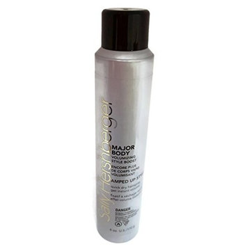 Sally Hershberger Major Body Volumizing Style Boost Quick Dry Hairspray, Amped Up Style, 6 Oz.