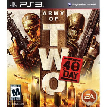 Electronic Arts Montr Al Army Of Two: The 40th Day (PS3) - Pre-Owned