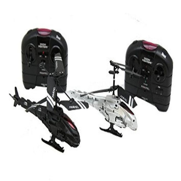 Propel Doom Fighter Helicopter (Pack of 2)