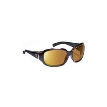 7eye 583427 Mistral Photochromic Day Night Contrast Sunglasses, Crystal Chocolate - Small & Large