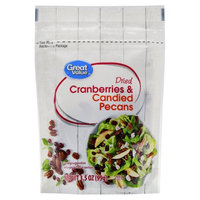 Great Value Dried Cranberries & Candied Pecans