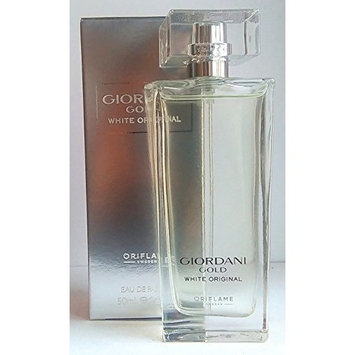 ORIFLAME Giordani Gold White Original Eau de Parfum 50ml - 1.6oz