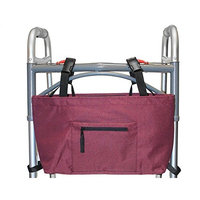 Walker Bag with Soft Cooler | Water Resistant Tote with Temperature Controlled Thermal Compartment | Universal Fit for Walkers, Scooters or Rollator Walkers