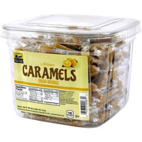 Pennsylvania Dutch Candies Fresh Orange Artisan Caramels, 192 count