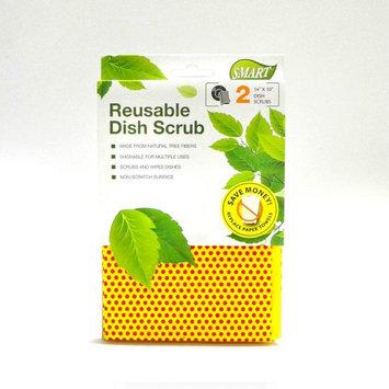 Smart Reusable Dish Scrub, 2 Ct