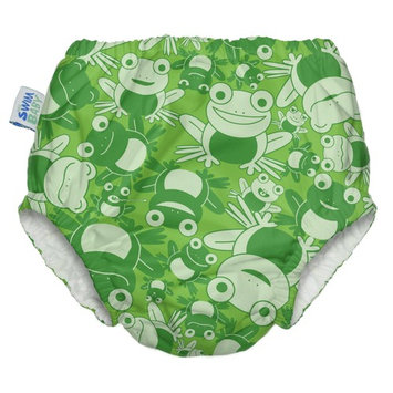 My Swim Baby Swim Diaper, Leaping Leo, S