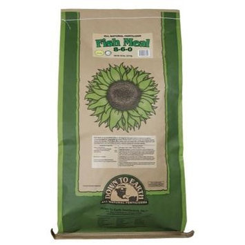 Down To Earth Fish Meal - 50 lb