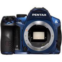 Pentax K-30 Digital SLR Camera Body - Blue