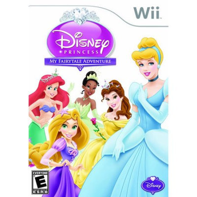 Disney Princess: My Fairytale Adventure for Nintendo Wii