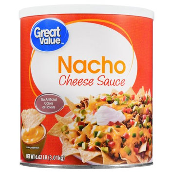 Great Value Nacho Cheese Sauce