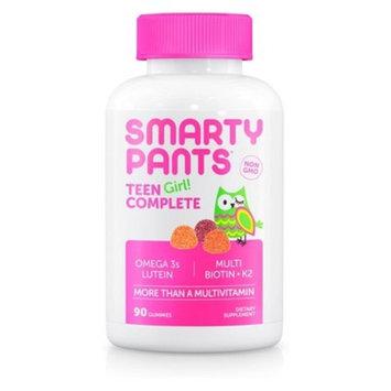 SmartyPants Teen Girl Complete Multivitamin Gummies - Lemon, Berry, & Apple - 90ct