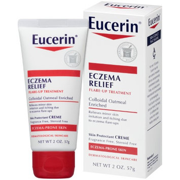 Eucerin Eczema Relief Flare-Up Treatment, 2 Oz (Pack of 3)