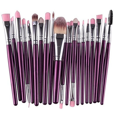 Professional Makeup Brush Set Makeup Brushes for Facial Brow and Lip by TOPUNDER W