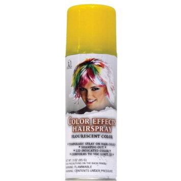 Yellow Fluor. Hairspray