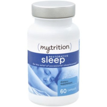 Restorative Sleep (60 Capsules) by MyTrition at the Vitamin Shoppe