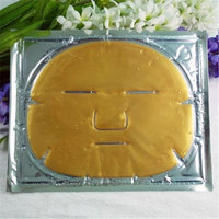 Youphoreah ANNA-200 Luxurious 24K Gold Bio Collagen Facial Mask Pack of 5