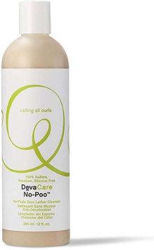 Devacurl Deva Concepts DevaCare No-Poo No-Fade Zero Lather Cleanser, 12 Oz