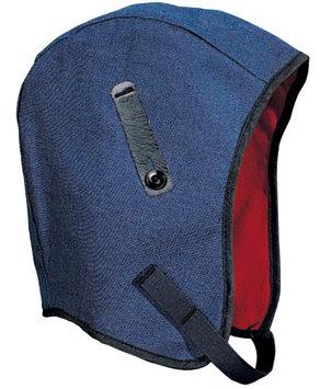 Mutual Industries WL3-45 Kromer High Quality Hard Hat Winter Liner with Denim Regular Nape, Blue (Pack of 3)