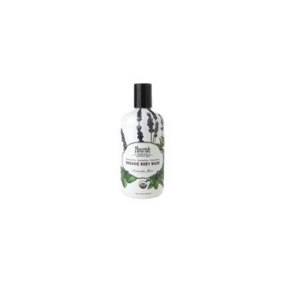 Nourish Organic Body Wash, Lavender Mint, 10 Ounce