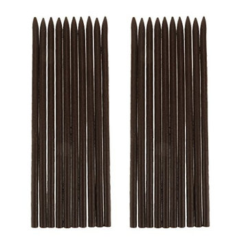 Homyl Wholesale 20pcs Chinese Wooden Hair Stick Hairpin Chopsticks Retro Hair Accessories