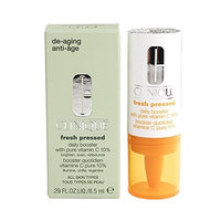 Clinique Fresh Pressed Daily Booster With Pure Vitamin C .29 oz