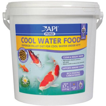 Mars Fishcare 197E Api Pond - Cool Water Food