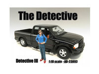 American Diorama 23893 The Detective No. 3 Figure for 1-18 Scale Models