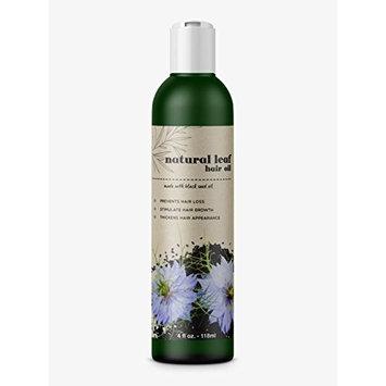 Natural Leaf Hair Oil