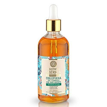 Natura Siberica Professional Oblepikha Oil Complex for Hair Growth 100ml by Natura Siberica