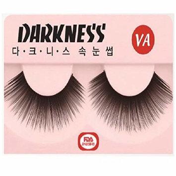 Darkness Faux Eye Lashes (I-XO) 10ea Set K-Cosmetics