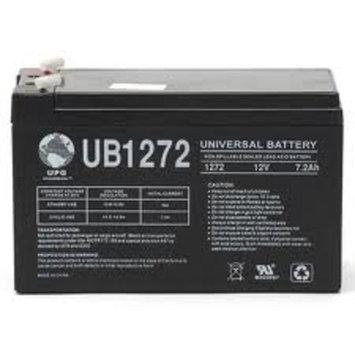UB1272 12 Volt 7.2 AMP SLA/AGM Battery 2 Pack + FREE SHIPPING!