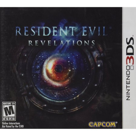 Nintendo Resident Evil Revelations 3DS (Email Delivery)