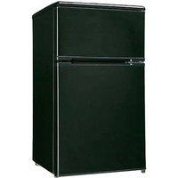 Midea HD-114FB 3.1cf Refrigerator Black