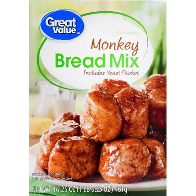 Great Value Monkey Bread Mix