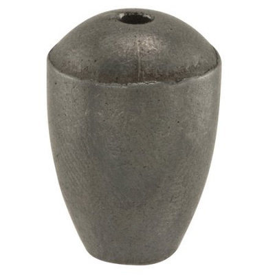 Bullet Weights Steel Egg Skillet, 35pc