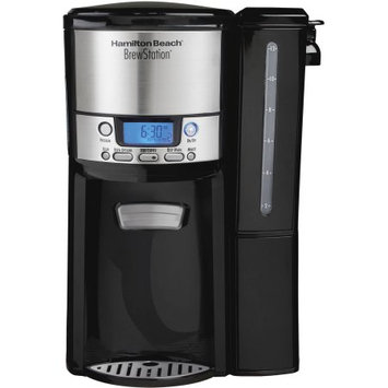 Hamilton Beach Brands, Inc Refurbished Hamilton Beach BrewStation 12 Cup Dispensing Coffeemaker Model# R1018