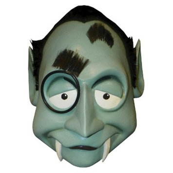 Mad Monster Party Count Mask - One Size Fits Most