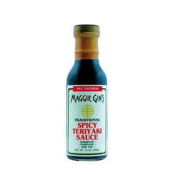 Maggie Gin 35301 Teriyaki Sauce - Pack of 6