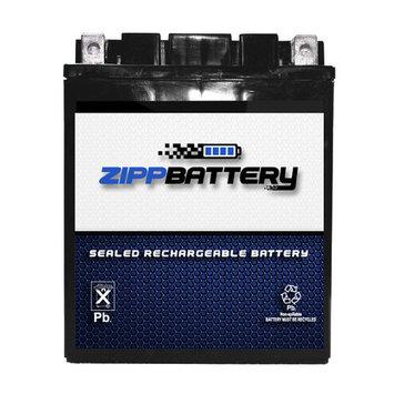 YTX14AH-BS Battery for KAWASAKI 400 Mule 600 2009
