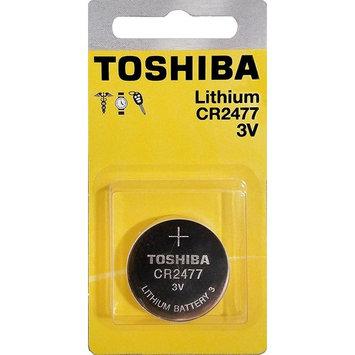 Toshiba CR2477 3 Volt Lithium Coin Battery (1 Battery)