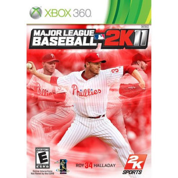 Take-two Major League Baseball: MLB 2K11 featuring Roy Halladay
