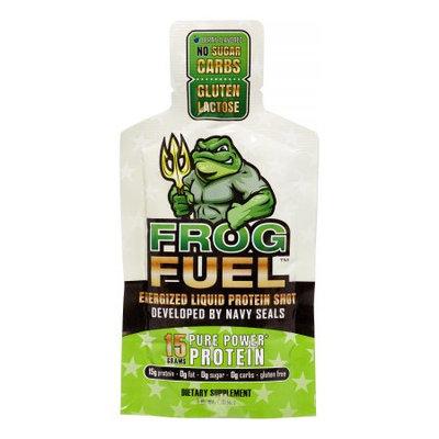 Frog Performance Llc Frog Feul Energized Protein Shot, Berry, 1 Fl Oz