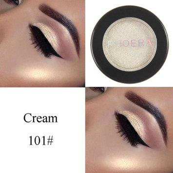 Smoky Eyeshadow,vmree 3D Shimmer Highlighter Face Powder Palette Face Base shine Illuminator Makeup