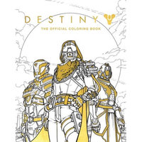 Insight Editions Destiny: The Official Coloring Book