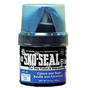 Sno-Seal Black 3.5. oz. (100 gram) with applicator Waterproofing