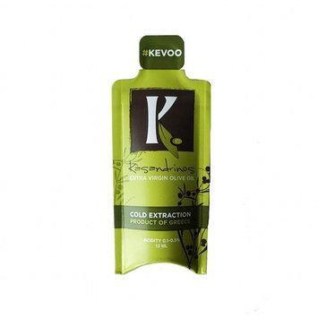 30 count of 12 ml, Kasandrinos Organic Extra Virgin Greek Olive Oil Travel Packets