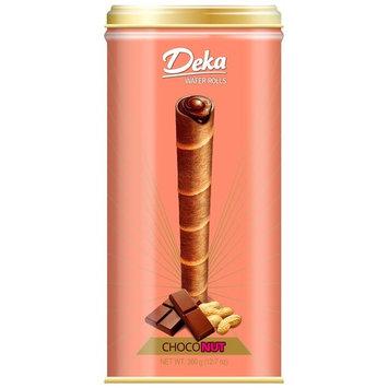 Deka Wafer Rolls (ChocoNut) 1 x 12.7 oz