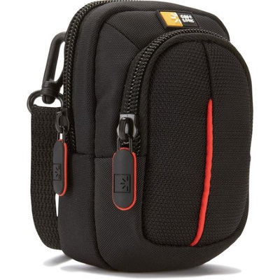 CASE LOGIC Case Logic Compact Camera Case with storage DCB-302 - Case for camera - polyester - black